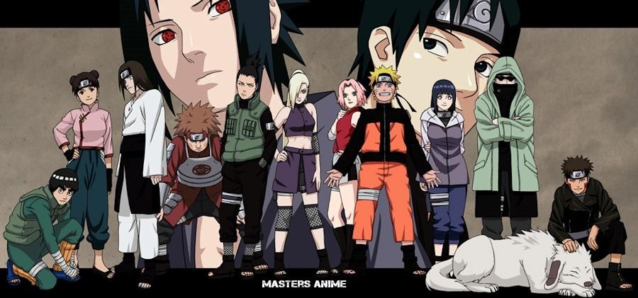 Fics de Naruto
