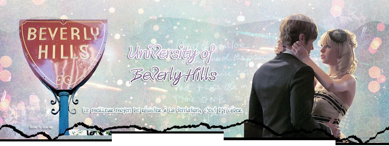 UNIVERSITY OF BEVERLY HILLS I_background