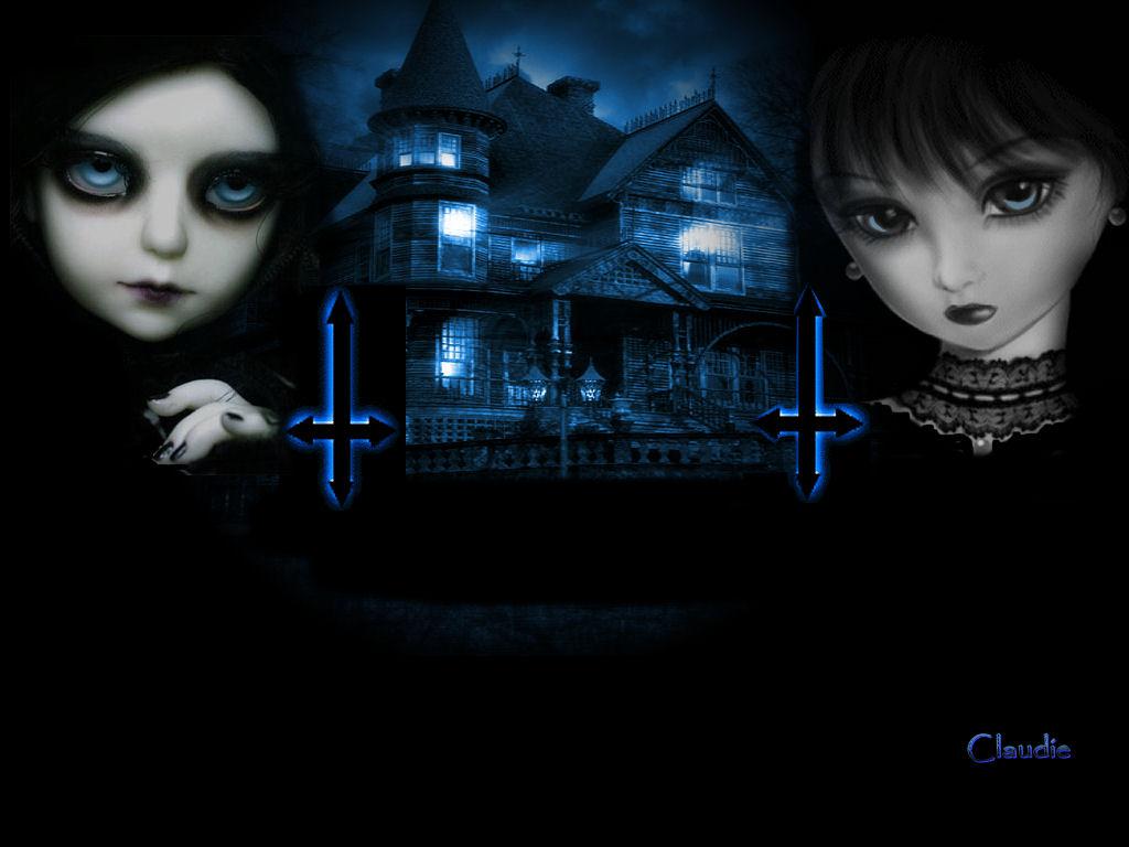 Thèmes Gothiques / Ténébreux / Fantômes I_background