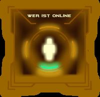 Buttons , Wer ist Online? Vorlage. I_whosonline