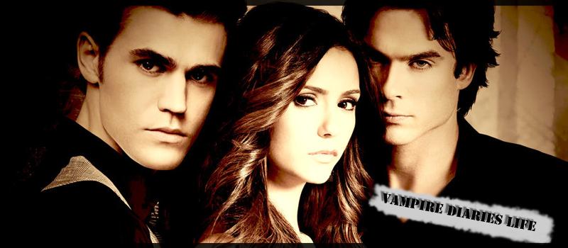 Partner - Vampire Diaries - Make Your Own Decision I_logo
