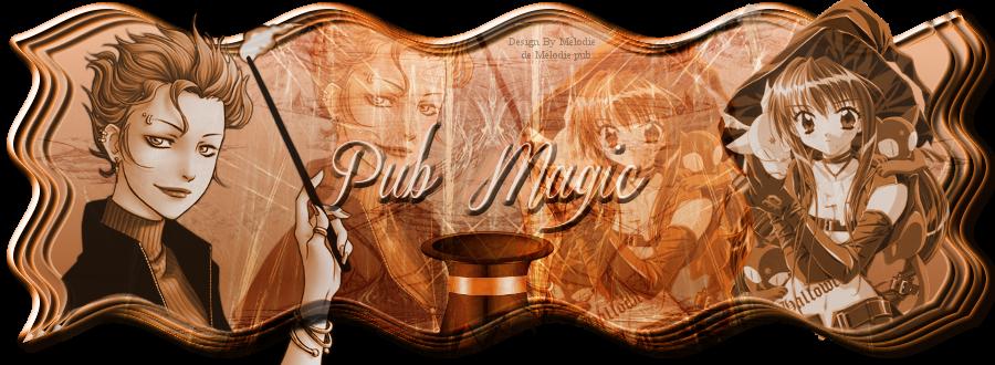 Pub magic  I_logo